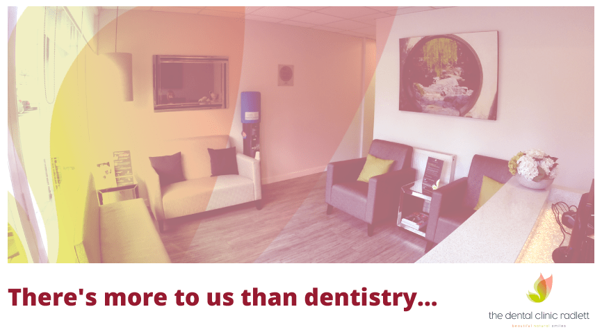 Additional services at The Dental Clinic Radlett