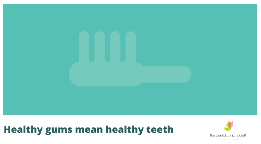 Think your gums are a lost cause? Come to The Dental Clinic for your next hygiene appointment