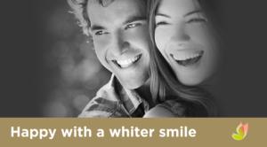 teeth whitening testimonial